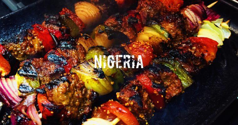 How do you make Nigerian lamb Suya? | Rago Suya | What is the national dish of Nigeria?
