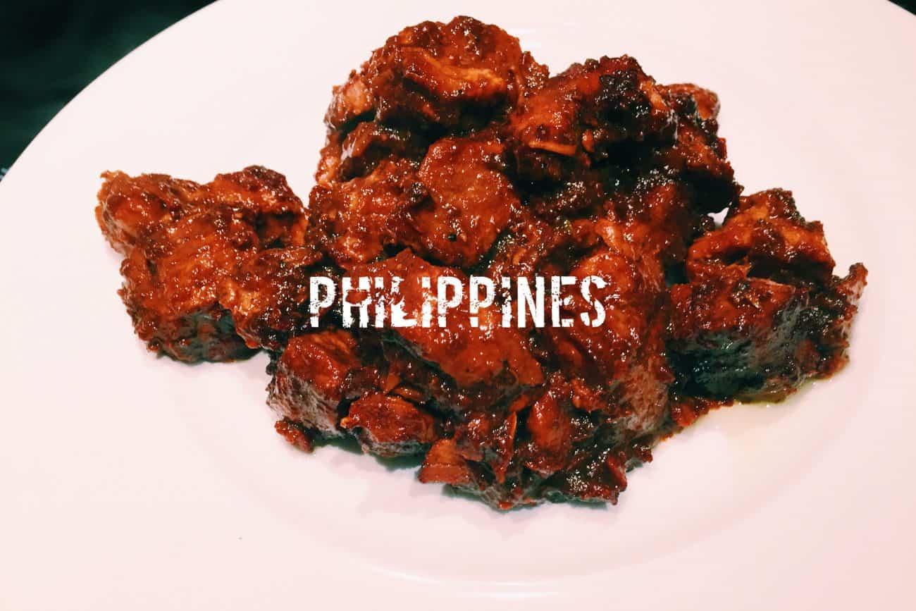 how to make filipino pork adobo