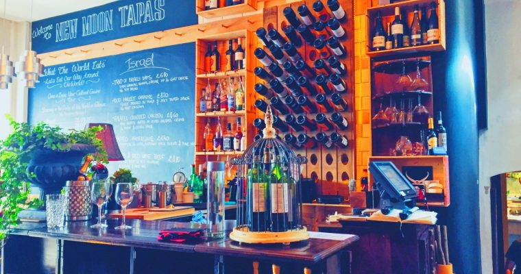 What is it like to eat at New Moon Tapas in Clifton, Bristol? | National Dish Restaurant Review