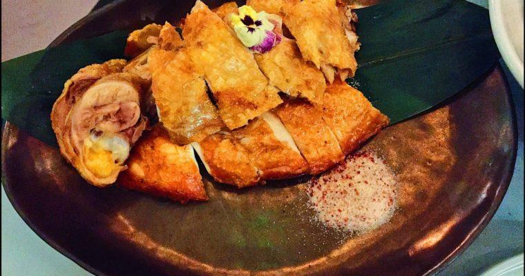 Duddell's London Restaurant Review | Cantonese near The Shard | National Dish